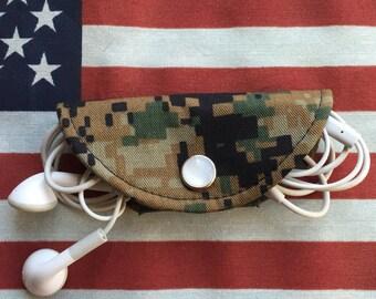 Military Earbud Keeper