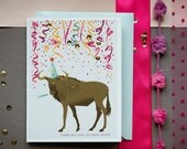 SALE - Happy Gnu Year Cards