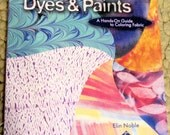 Dyes and Paints - softcover book