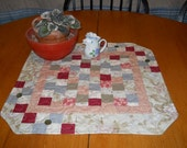SPRING/SUMMER  Floral Table Square
