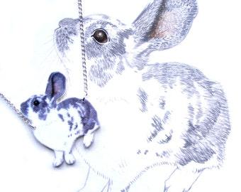 Custom Pet Necklace bespoke animal jewelry