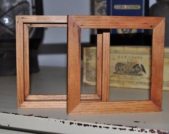 4 x 4  Reclaimed Barnwood Frames
