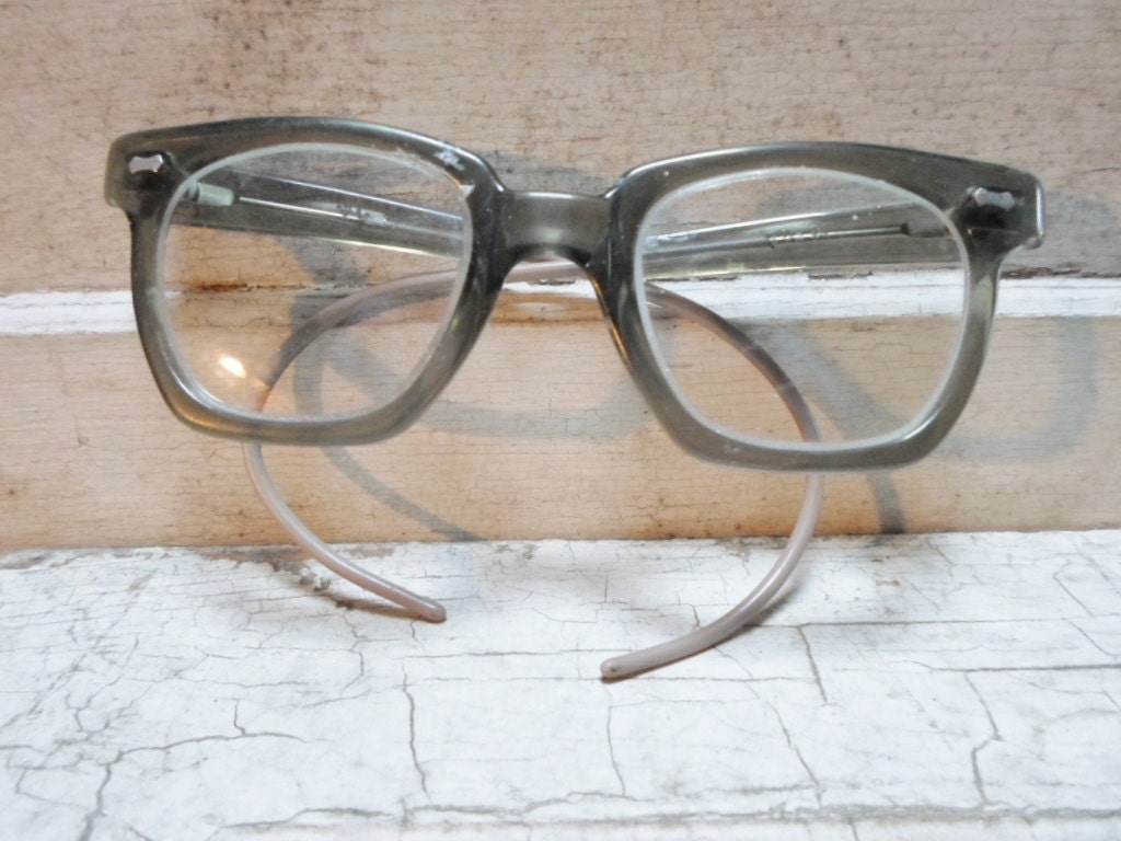 eyeglasses safety glasses industrial vintage glasses