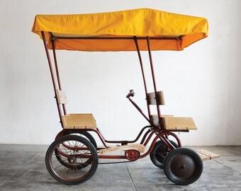 1950s Gym Dandy Surrey Pedal Car