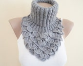 Cowl Scarf Scarves Neckwarmer Accessories Gift İdeas Valentines Gift