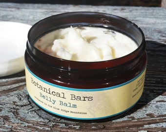 All Natural Belly Balm - Pregnant Belly Balm - Pregnancy Care - Baby Shower Gift - Gift for Pregnant Woman