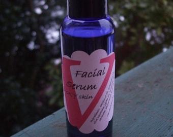 Facial Serum for Normal to Oily Skin