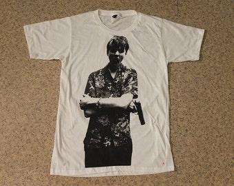 Leo DiCapro Movie Star T-shirt S