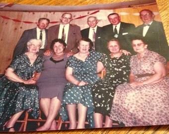 1950's Couples Club Photo