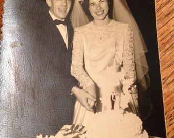 Wedding Photo - 1949 - Black & White