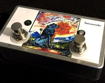 Saturnworks Passive A/B/Y Guitar Pedal