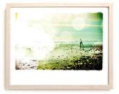 "Surf Photo Print ""Retrieval"" - Borrowed Light Series"