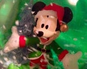 Limited Edition Musical Mickey Mouse Snow Globe [ONLY 1 AVAILABLE!]