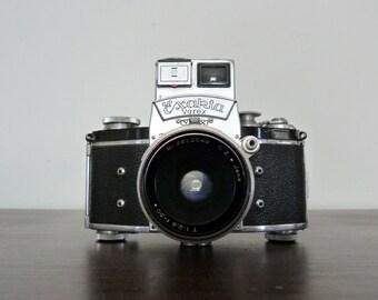 Vintage Exacta Varex VX Ihagee Dresden Camera