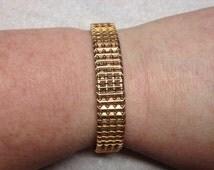 Stainless Steel Speidel Stretch Bracelet, 2 1/2'' Diameter