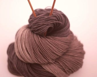 Sock Yarn 'Lambada' - Hand dyed Sock Yarn, Hand dyed yarn