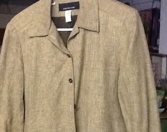 Vintage Jones New York Tweed Jacket