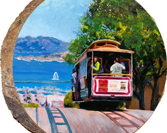 San Francisco Cable Car - DCP012