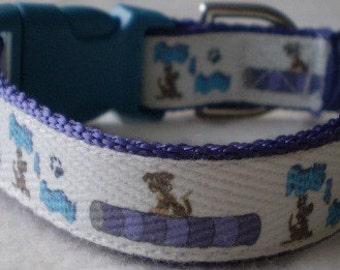 Paws for Agility Dog Collar (small collar)
