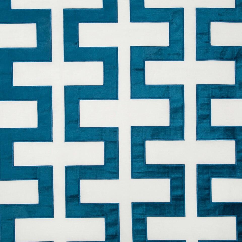emerald green velvet upholstery fabric green velvet geometric