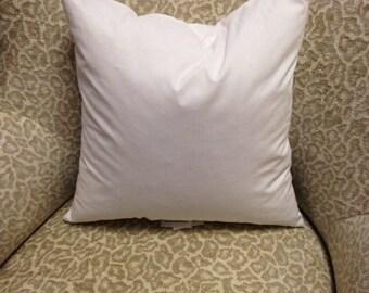18x18 Down Pillow Insert