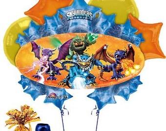 Skylanders Party Balloons Kit