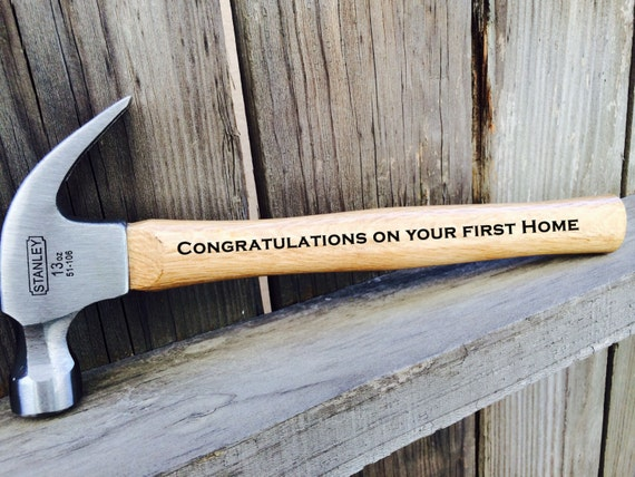 Snooty Bride: Personalized Hammer