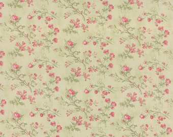 3 Sisters FAVORITES 2014 - SEAGRASS - 1/2 Yard - 3770-15 - by 3 Sisters for Moda