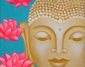 Buddha & Lotus 14