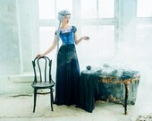 Blackberry marmalade - tulle maxi dress
