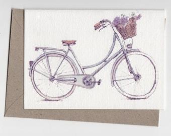 Bike Card
