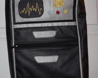 Star Trek Tricorder Replica Crossbody Purse/Hip Bag