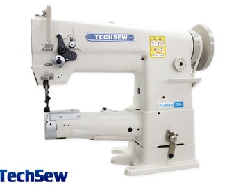 Techsew 2750 Leather Walking Foot Industrial Sewing Machine
