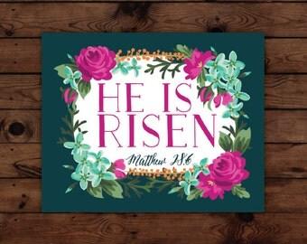 Matthew 28:6 Print