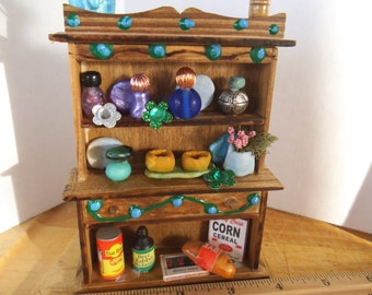 Enchanting Little Fairy Closet...Filled With Goodies....One of a Kind