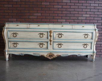 Sold ~ Karges French Provincial Dresser