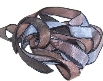 Sassy Silks Hand Painted Silk Ribbon Posh