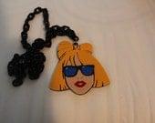Lady Gaga necklace