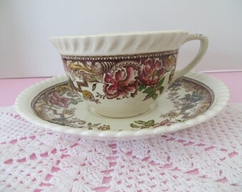 Johnson Bros. Devonshire Cup and Saucer