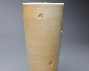 Tumbler Wine Cup Wood Fired L51