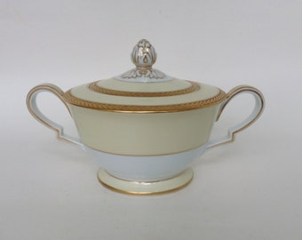 Sugar Bowl Noritake Goldcrest