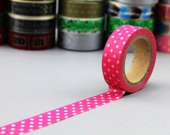 Washi Tape - Japanese Washi Tape - Masking Tape - Deco Tape - WT1081