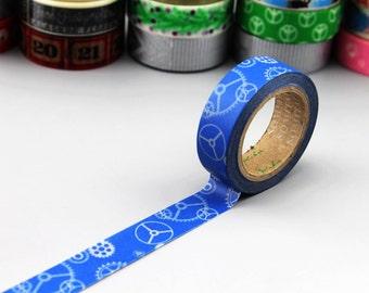 Washi Tape - Japanese Washi Tape - Masking Tape - Deco Tape - WT1047