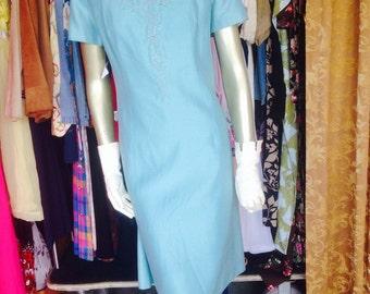 Henry Lee size 12 vintage dress