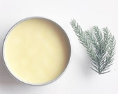 Organic ROSEMARY MINT Hair Wax {created with certified organic ingredients}.