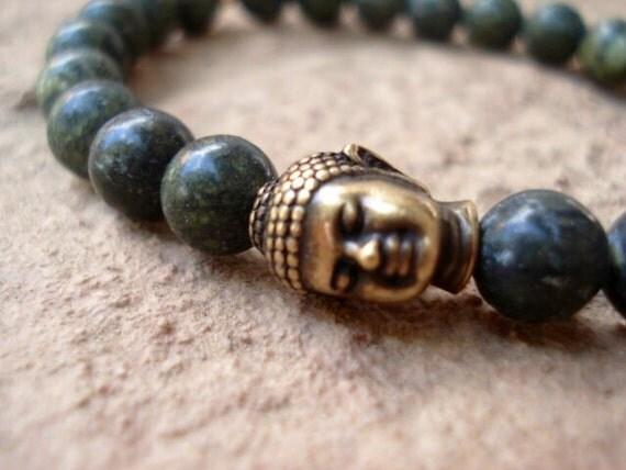 Buddha Bracelet, Healing Bracelet, Yoga Bracelet, Spiritual Jewelry, Beaded Bracelet, Gemstone Bracelet, Men Jewelry, Mala Bracelet, For Her