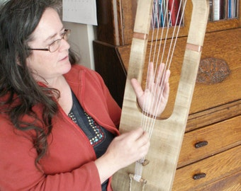 Lyre, Anglo Saxon, to order
