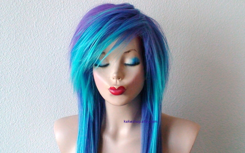 Black wig, Emo girls and Emo on Pinterest