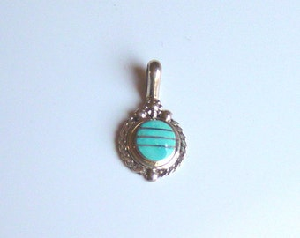 Turquoise Inlay Jewelry