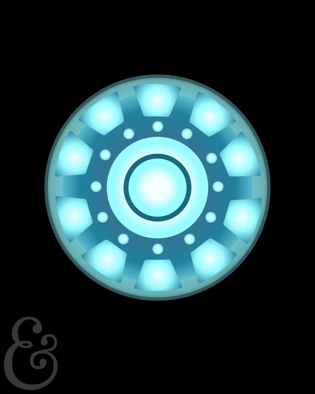 Iron Man 3 Arc Reactor Symbol Iron Man Arc Reactor